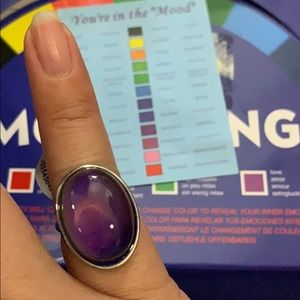 Mood ring adjustable